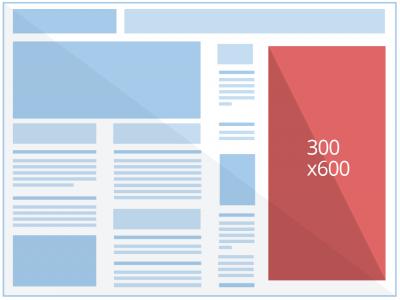 Exemplo Banner 300x600