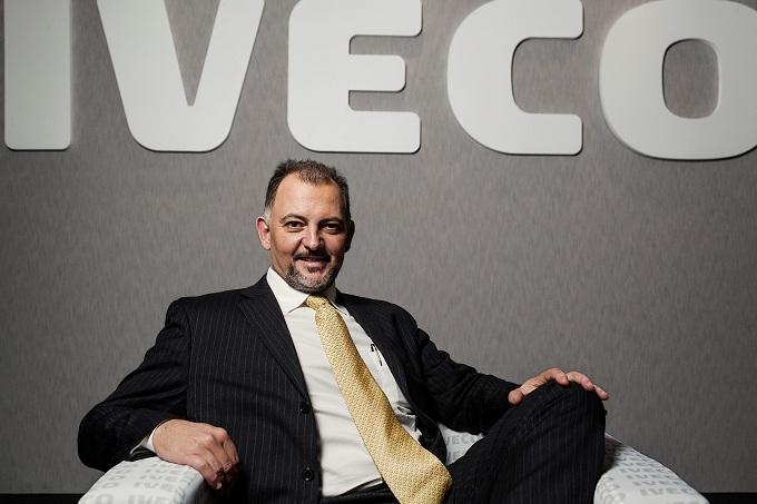 Marco Borba, vice-presidente da Iveco para a América Latina