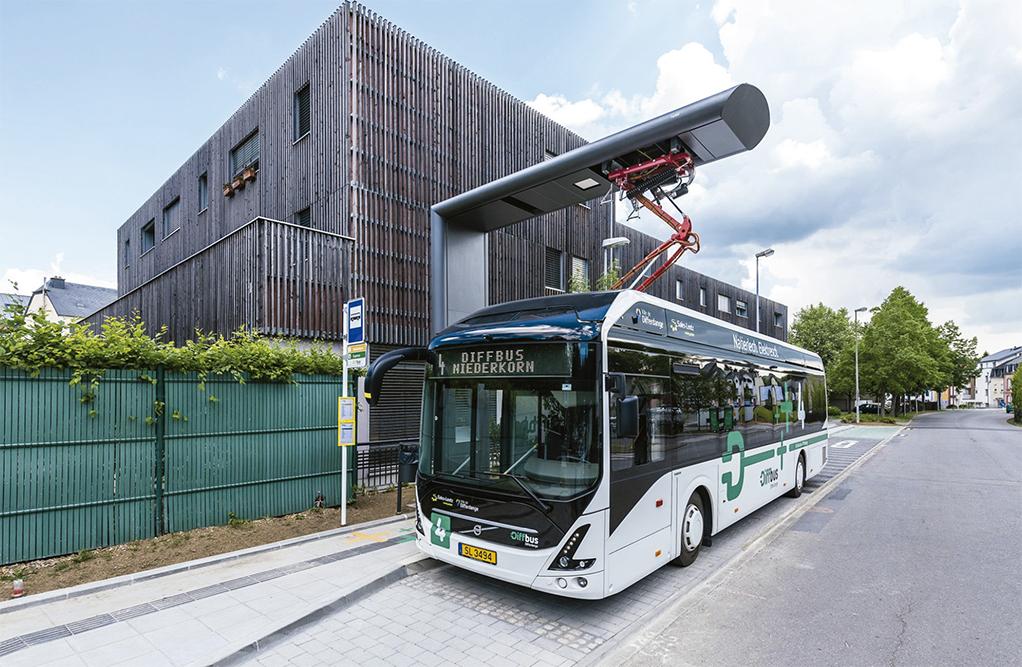 37bc18af2bc Volvo Buses recebe o maior pedido de seus ônibus 100% elétricos ...
