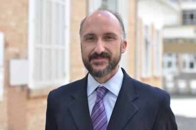 foto de Luiz Vicente Figueira de Mello, , professor da da Universidade Mackenzie Campinas